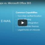 The Ultimate Showdown: G Suite vs. Office 365