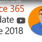 June 2018 Update for Office 365