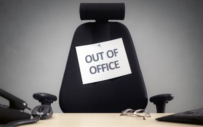 What's So Important About My Out-of-Office Message?