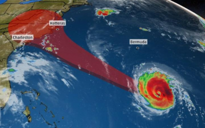 Hurricane Florence Update: Florence Now A CAT4 Major Hurricane