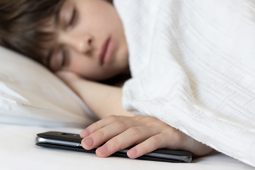 PSA Alert! Sleeping While Phone Charges