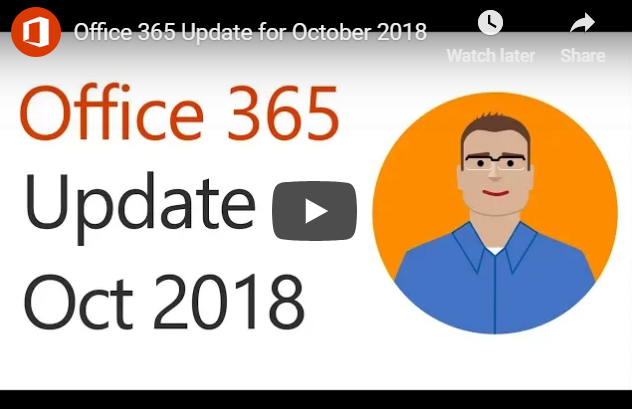 What's new in Office 365 for October?
