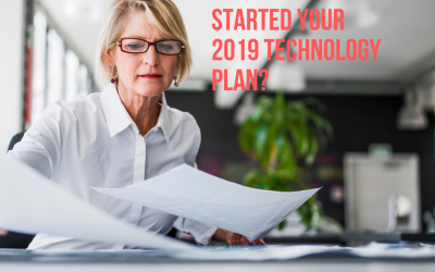 Is Your 2019 Business Technology Plan Completed?