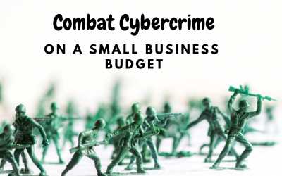 How To Combat Cybercrime On A Small Business Budget?