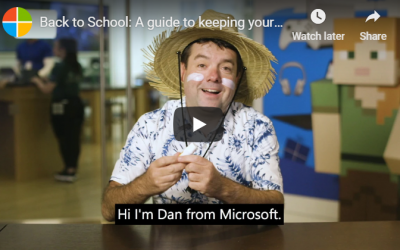 Better Online Security During the Back-to-School Season