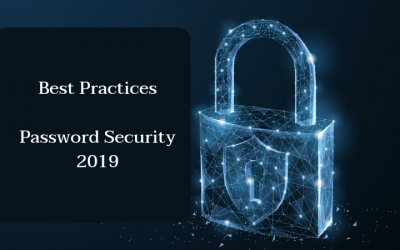 2019 Best Practices For Keeping Your Password Secure