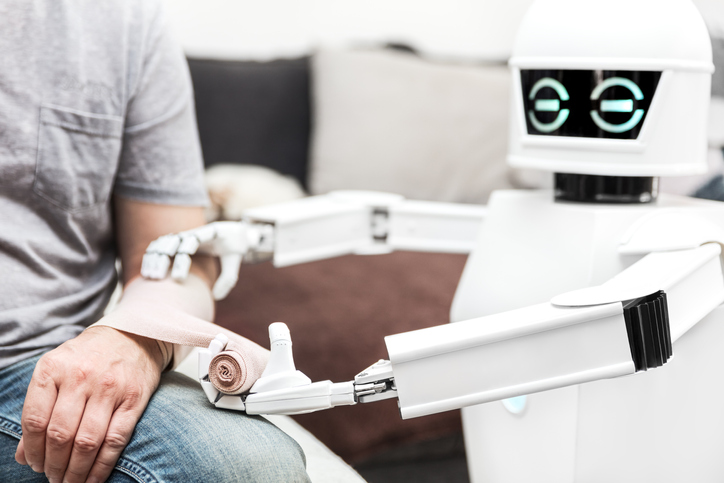 What Role Do Robots Play In Healthcare?